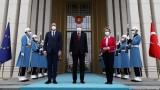 Thổ Nhĩ Kỳ khẳng định quyết tâm gia nhập Liên minh châu Âu