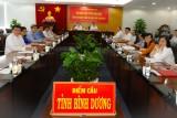 Ủy ban Kiểm tra Trung ương: Giao ban ngành Kiểm tra Đảng quý I-2021