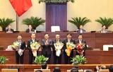 Bầu Chủ nhiệm Tổng Thư ký Quốc hội, Tổng Kiểm toán Nhà nước
