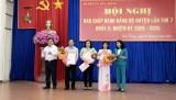 Huyện ủy Dầu Tiếng tổ chức hội nghị Ban Chấp hành Đảng bộ huyện lần thứ 7