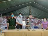 Gỡ bỏ phong tỏa cách ly cho 34 hộ dân ở phường An Phú