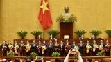 越南国会决定任命两位政府副总理和12位政府成员