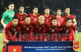 National men's football team posts highest FIFA ranking in 20 years
