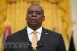 Bộ trưởng Quốc phòng Mỹ có kế hoạch công du tới Israel, Đức, Anh và Bỉ