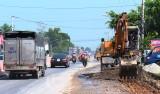 Thực hiện hiệu quả kiểm tra công trình giao thông và bảo đảm ATGT khi thi công trên tuyến đường bộ