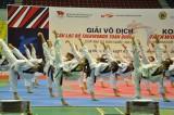 2021年韩国大使杯全国跆拳道俱乐部锦标赛在广南省举行