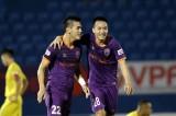 """Vòng 9, V.League 2021 SLNA - Becamex Bình Dương: Đội khách sẽ phá """"dớp"""" sân Vinh"""
