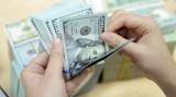 4月12日上午越盾对美元汇率中间价下调4越盾