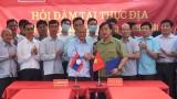 越南与老挝同意增开位于奠边省的一条陆路通道