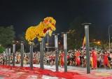 TP.Dĩ An: Tổ chức Hội thi nghệ thuật lân sư rồng mở rộng lần III - năm 2021
