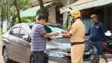 TP.Thủ Dầu Một: Tăng cường giải pháp bảo đảm an toàn giao thông