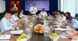 Đoàn công tác Học viện Chính trị khu vực II làm việc với Tỉnh ủy Bình Dương