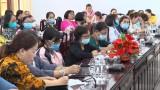 Tổ chức học tập, quán triệt Nghị quyết cho hội viên phụ nữ