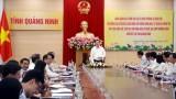 越南国会主席王廷惠赴广宁省检查指导换届选举筹备工作