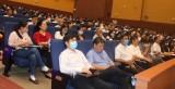 1.200 đại biểu tham dự hội nghị thông tin thời sự quý I-2021