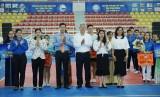 Giải vô địch các CLB Thể dục Aerobic quốc gia năm 2021: Hơn 100 vận động viên tham gia