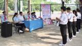 """Huyện Bắc Tân Uyên: Hơn 200 học sinh tham gia hội thi """"Nghi thức Đội - Chỉ huy Đội giỏi - Múa hát tập thể"""""""
