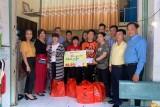 Quỹ Bảo trợ trẻ em tỉnh Bình Dương: Hỗ trợ 3 trường hợp trẻ em mắc bệnh hiểm nghèo