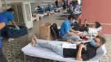 TP.Thuận An tiếp nhận thêm 134 đơn vị máu tình nguyện