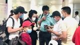 新冠肺炎疫情:越南各家航空公司拒绝未进行健康申报的乘客登机