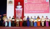 Phụ nữ Bình Dương học tập và làm theo tư tưởng, đạo đức, phong cách Hồ Chí Minh