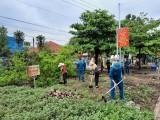 Phú Giáo: Ra quân làm công tác dân vận