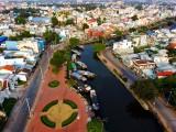 Lái Thiêu ưu tiên phát triển kinh tế ven sông