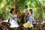 Khôi phục vườn cây, phát triển du lịch sinh thái
