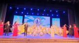 Khai mạc hội thi Tuyên truyền lưu động tỉnh Bình Dương lần thứ XII năm 2021