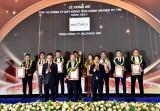 Becamex IDC đứng đầu bảng xếp hạng doanh nghiệp bất động sản công nghiệp uy tín nhất năm 2021