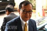 Tòa án Campuchia ra lệnh bắt cựu thủ lĩnh đối lập lưu vong Sam Rainsy
