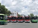 Tăng chuyến xe Bus để phục vụ hành khách dịp lễ 30-4