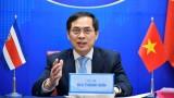 加强越南与哥斯达黎加的友好合作关系