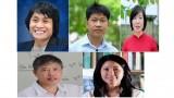 5名越南科学家跻身亚洲100名杰出科学家名单