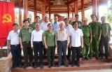 To visit Bau Goc revolutionary base