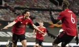 Man Utd thắng 6-2 ở bán kết lượt đi Europa League