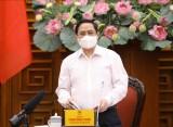 政府总理范明政:增强个人和集体的防疫意识