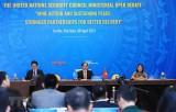 越南与联合国安理会:国际社会高度评价越南在4月份所主持召开的各场公开辩论会