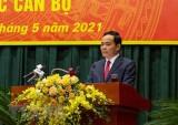 Ông Trần Lưu Quang làm Bí thư Thành ủy Hải Phòng nhiệm kỳ 2020-2025