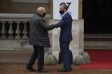 Ngoại trưởng Anh gặp song phương người đồng cấp Pháp