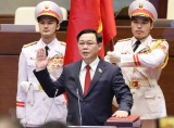 Foreign parliamentary leaders congratulate new Vietnamese NA Chairman