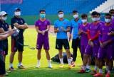 Hoãn trận đấu giữa Becamex Bình Dương gặp TP.Hồ Chí Minh