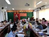 Huyện Dầu Tiếng: Đánh giá công tác chuẩn bị bầu cử bước 2