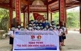 Huyện đoàn Bắc Tân Uyên tổ chức các hoạt động giáo dục thiếu nhi