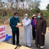 Phật giáo Bình Dương: Tăng cường công tác phòng, chống dịch Covid- 19