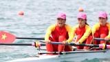 越南赛艇运动员获得东京奥运参赛资格