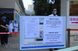 Hà Nội: Không tụ tập quá 10 người ngoài phạm vi bệnh viện, điểm bầu cử