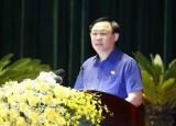 Chủ tịch Quốc hội: Đổi mới, nâng cao hiệu quả hoạt động giám sát