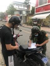 Chủ động giữ gìn an ninh trật tự để phục vụ bầu cử