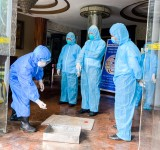 Hotels for quarantine quickly install another cameras, connect national data